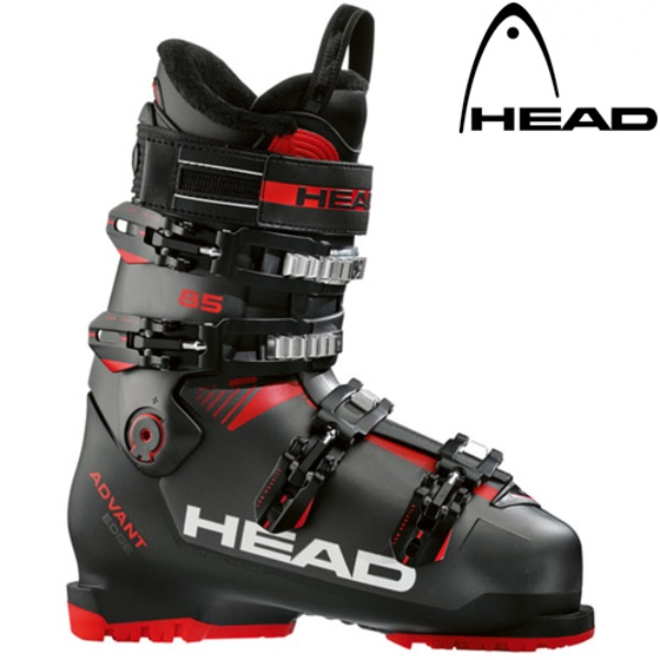 HEAD 헤드 ADVENT EDGE 85 부츠 ANTR/BLK-RED